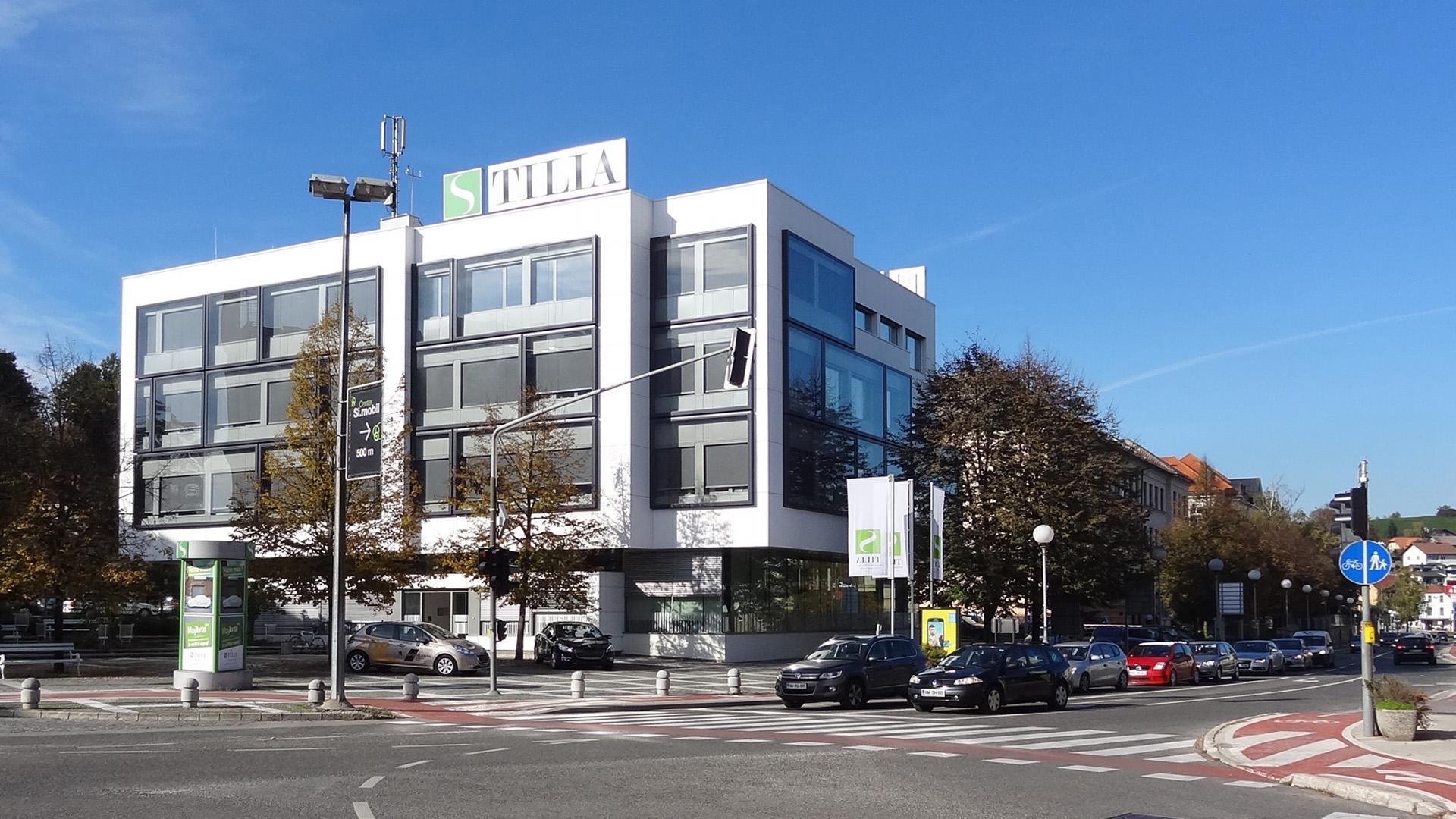 Zavarovalnica Tilia, Novo mesto