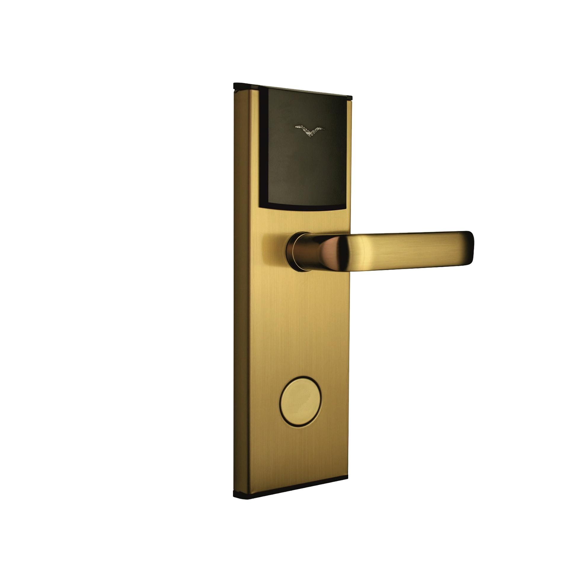 Access Control: Electronic Hotel Lock U2013 NDV Hotel Lock