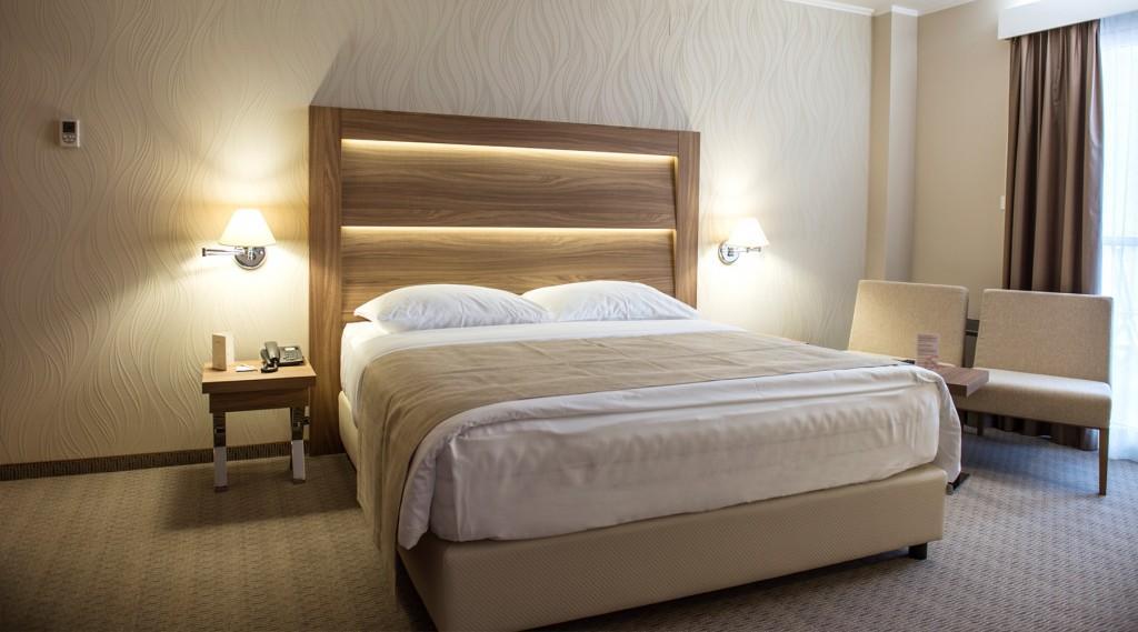 360° Rešitev za hotelske sobe - Inteligentna soba - kontrola pristopa