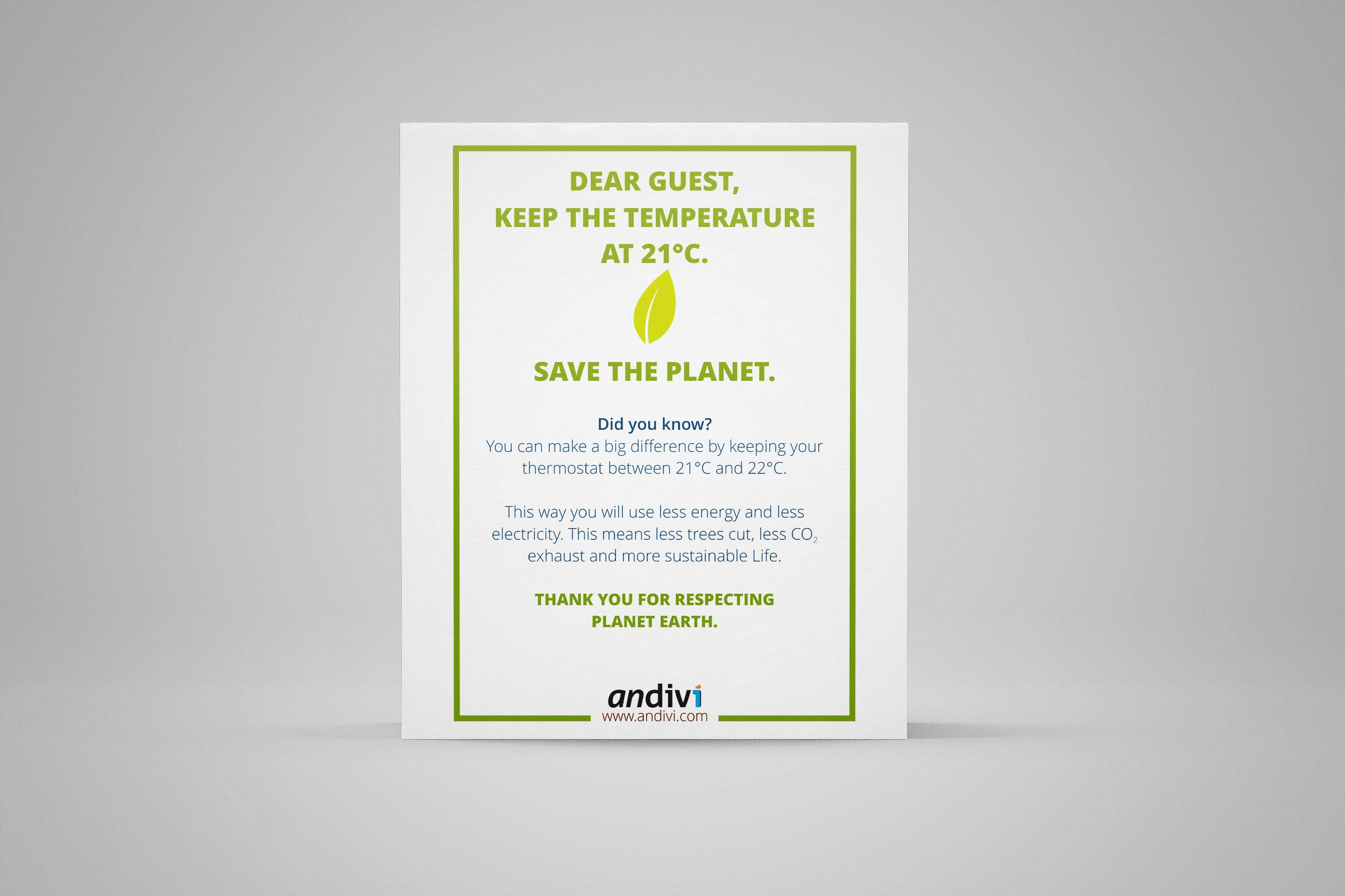 Hotel What Thermostats Can Learn From Towels Andivi
