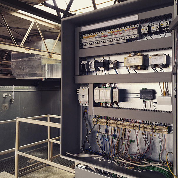 Fabulous Control Cabinets Production Planning And Wiring Building Wiring 101 Cranwise Assnl