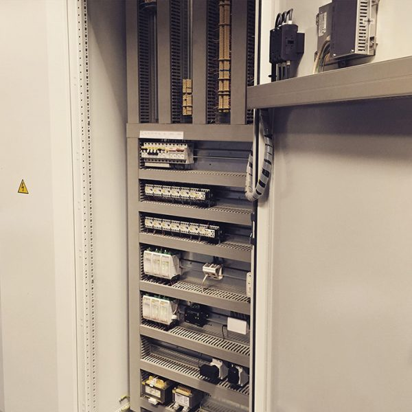 Control Cabinets Production Planning And Wiring