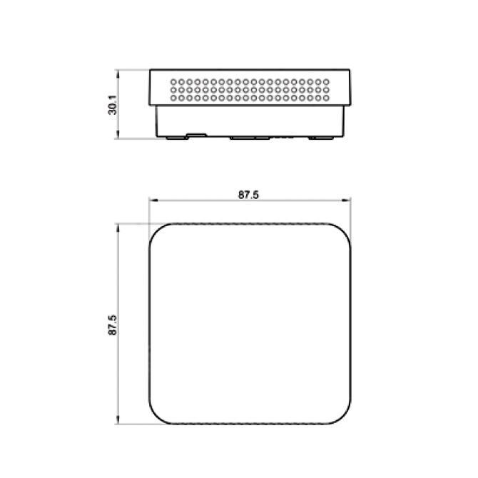 Indoor Air Quality Sensor ANDRALQ - 2