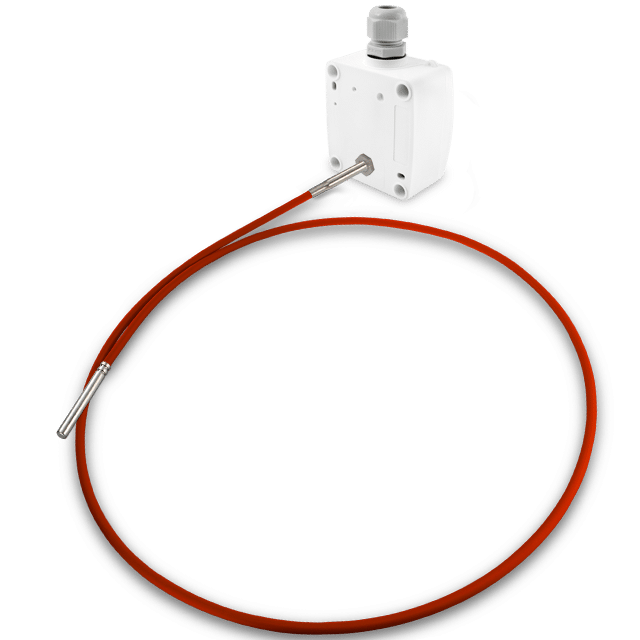 Immersion Temperature Sensor with flexible silicone connection-ANDKNTFF-1
