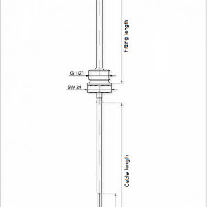 SCREW-IN SENSOR-ANDESF-4
