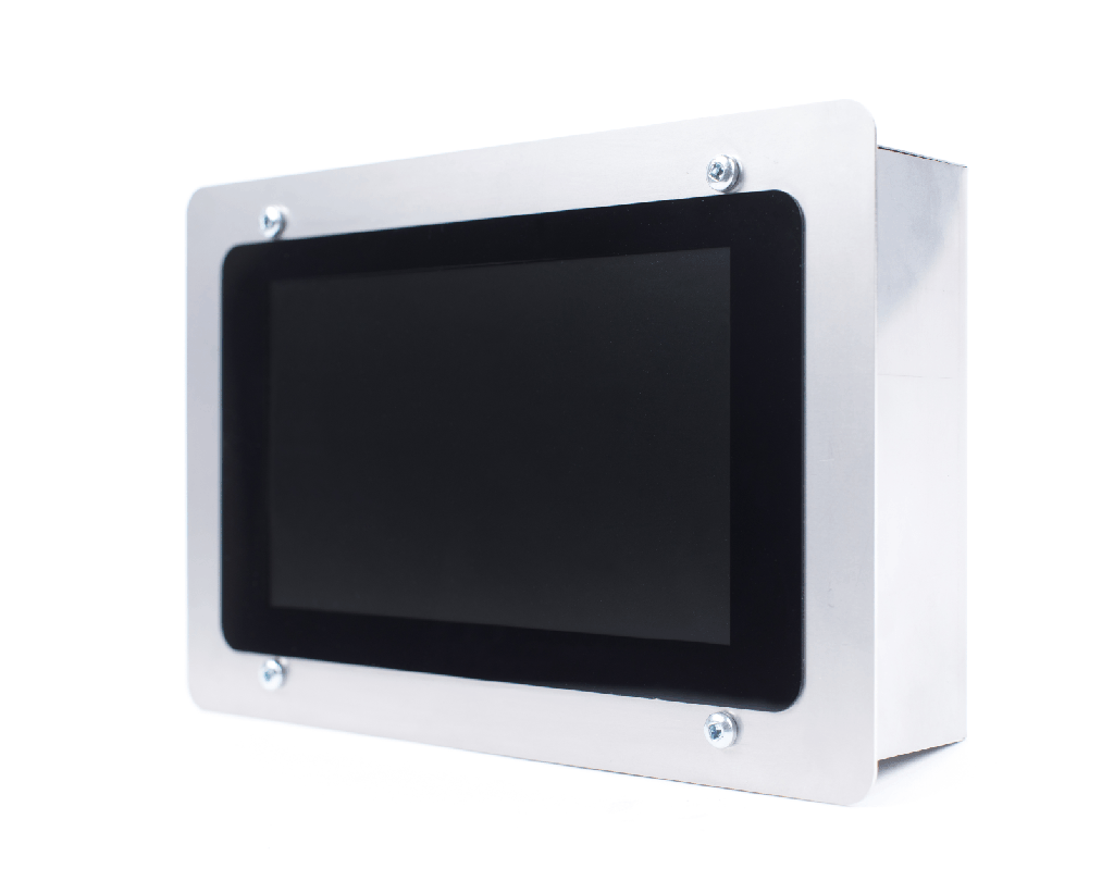 Andivi-WebCapsule_Touch Display_wall