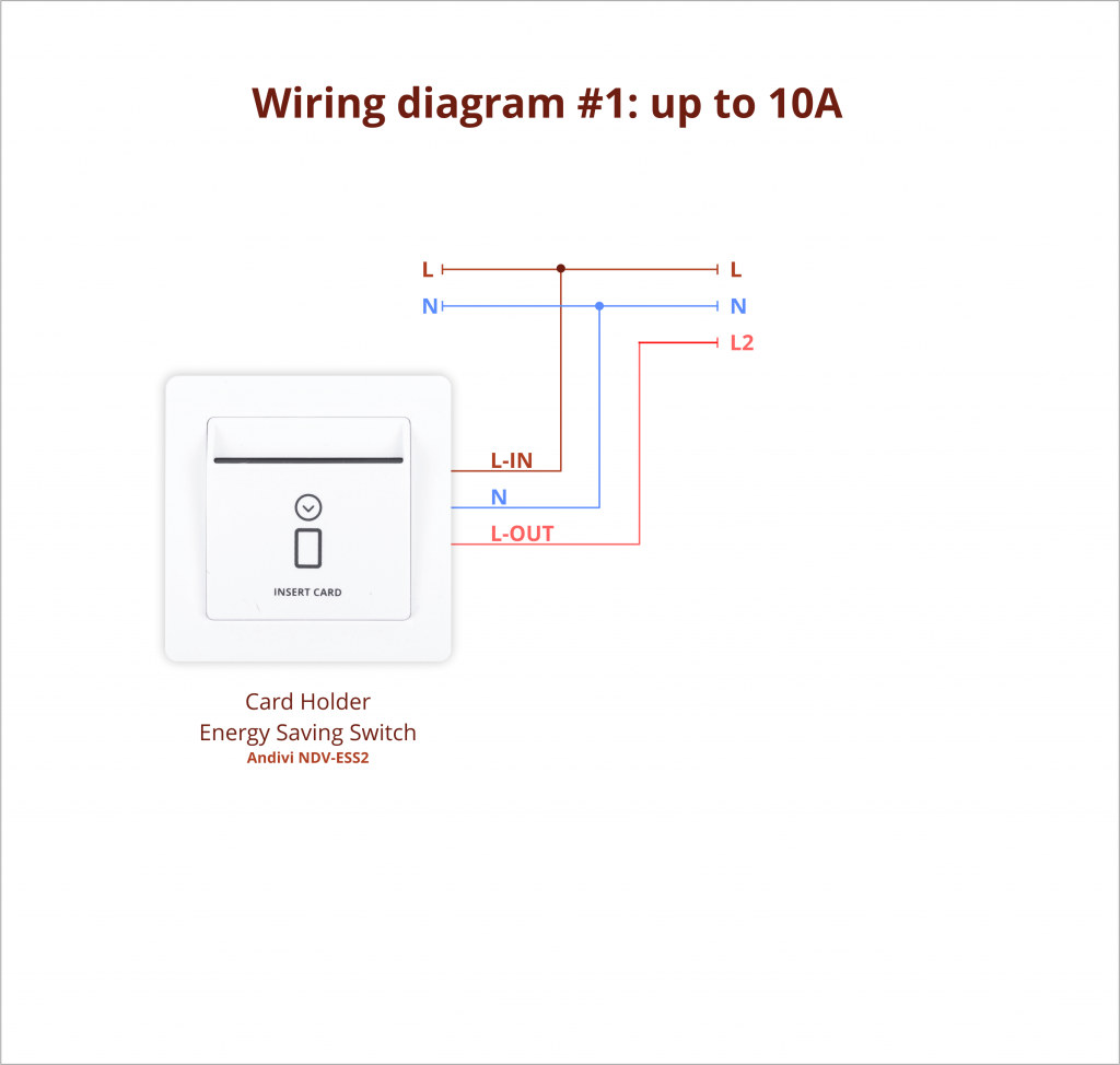 Key Card Switch Wiring Diagram