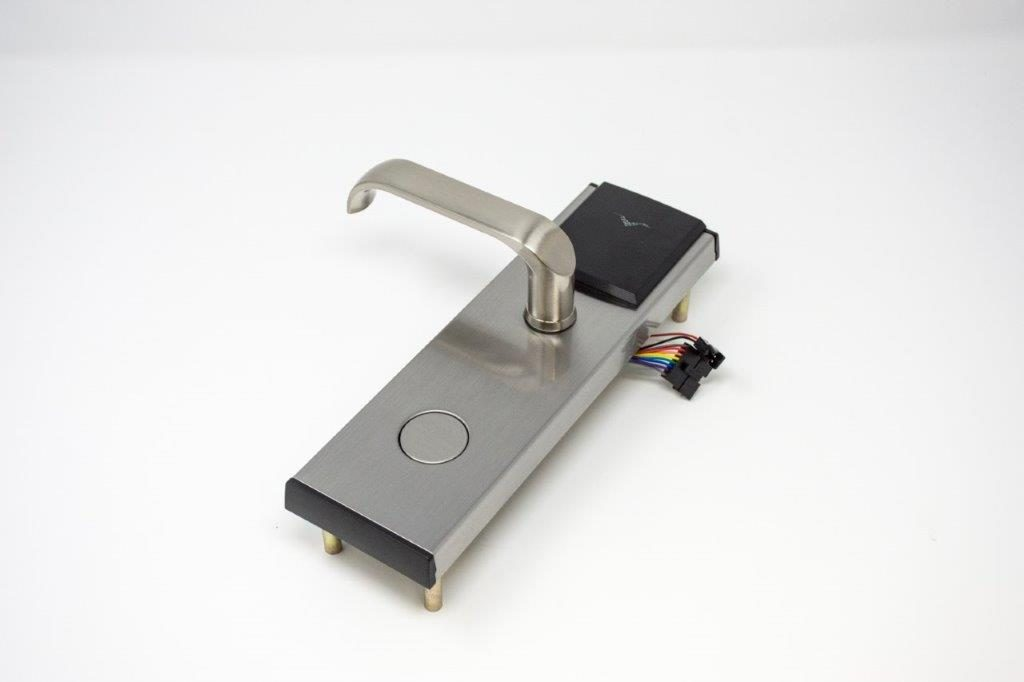 Andivi - NDV - Electric door lock -front