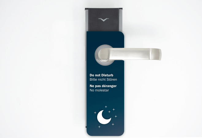 Do not disturb-door-lock