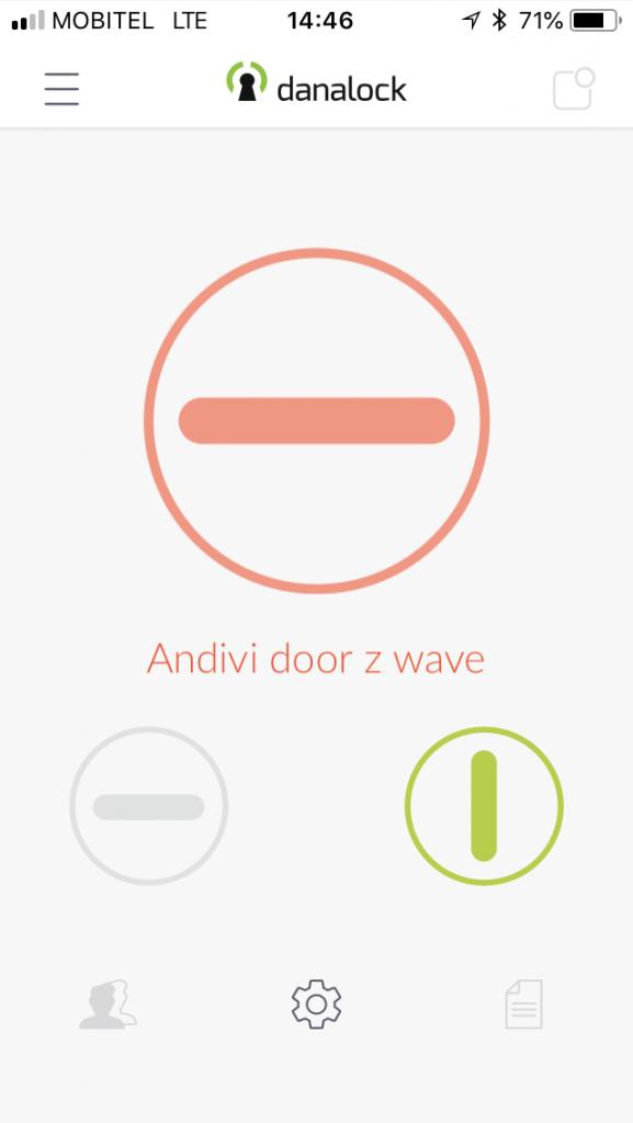 Danalock V3-Smart lock App-2