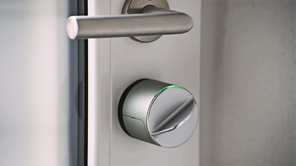 Danalock_V3_smart lock -apartment