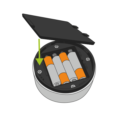 Danapad-PIN-tipkovnica-instalacija-namestitev-5