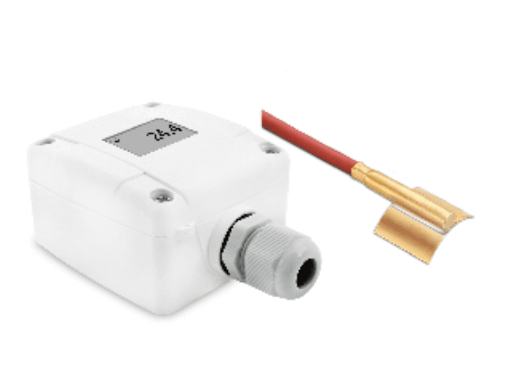 Modbus Contact Temperature Sensor Brass ANDANTF3MS-MD