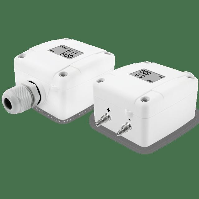 Modbus Differential Pressure Transducer ANDDDM-MD