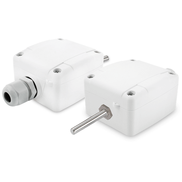 Modbus Outdoor Temperature Sensor with Tapered Sleeve ANDAUTFEXT-MD