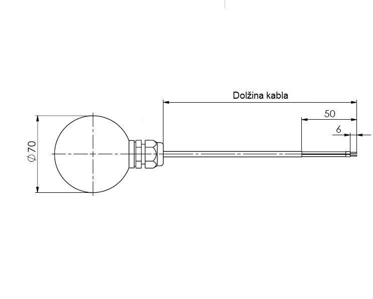 Modbus Radiation Sensor ANDSTF-MD 2