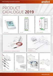 Andivi catalogue 2019