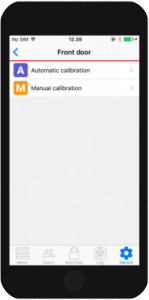 Mobilna aplikacija Danalock4