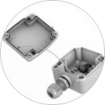 IP65 housing suitable for all demanding conditions.