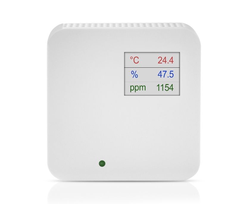Indoor Air Quality Sensor ANDRALQ with LCD display