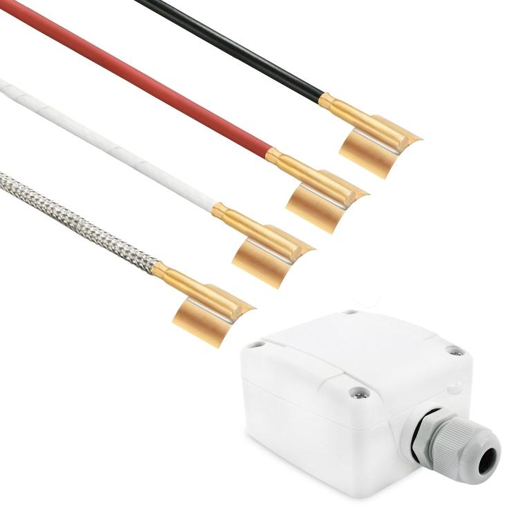 Modbus Contact Temperature Sensor Brass ANDANTF3MSMD