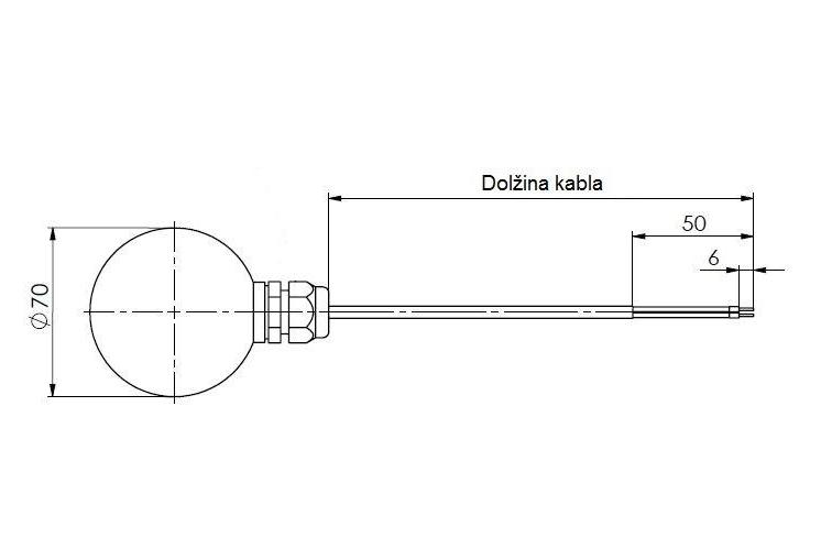 Modbus Radiation Sensor ANDSTFMD technical sensor