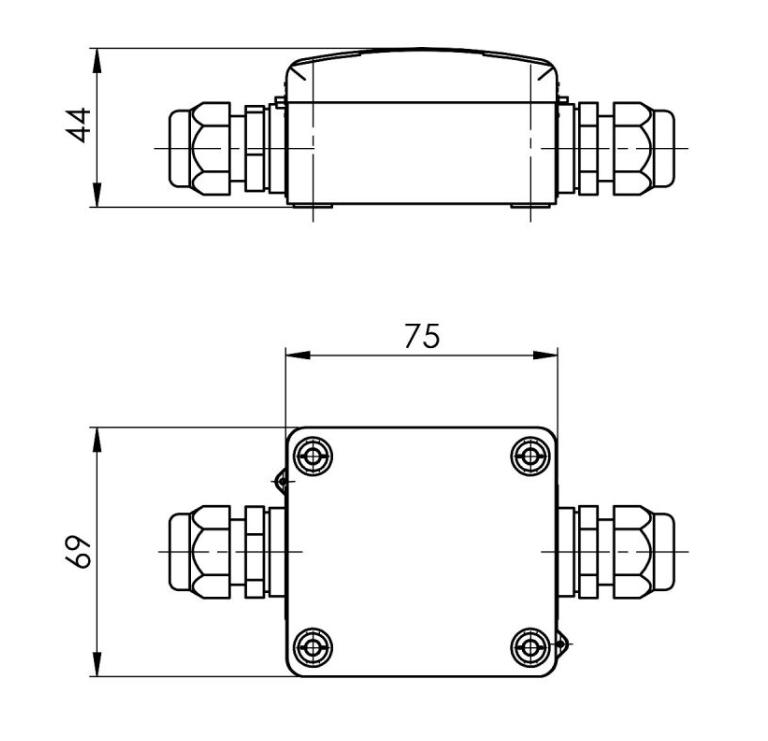 Modbus Radiation Sensor ANDSTFMD technical