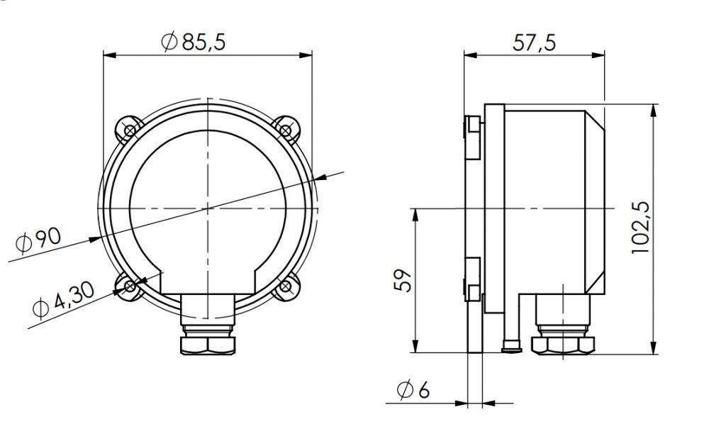 Differential Pressure Controller ANDDDW technical