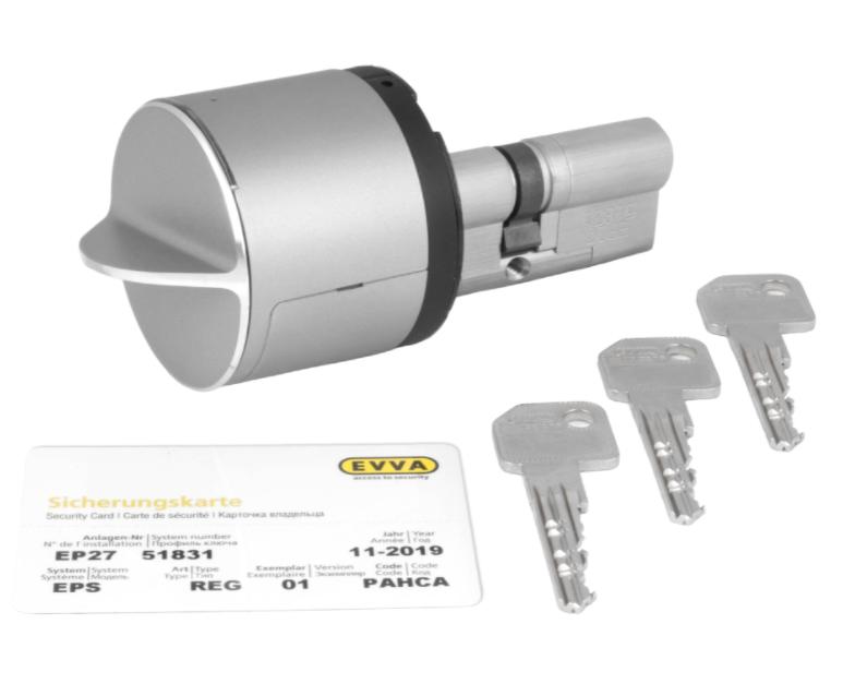EVVA Cylinder for Danalock V3 Smart Lock